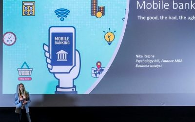 Mobile banking – the good, the bad, the ugly by Nika Regina